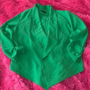 Kelly Green Women's Blazer size M